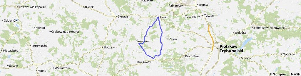 V Supermaraton Jastrzębi Łaskich - 07.06.2015