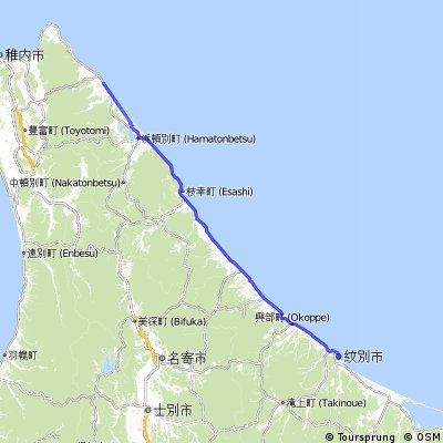 AUG-29-09-Sarufutsu to Monbetsu
