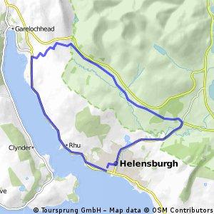 Helensburgh Cycling short