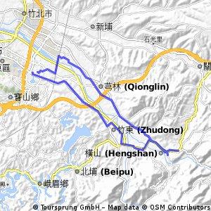 Hsinchu City - 內灣未滿;合興以上!!