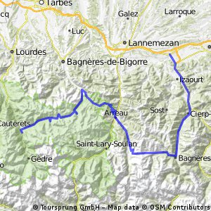 Montrejau - Luz
