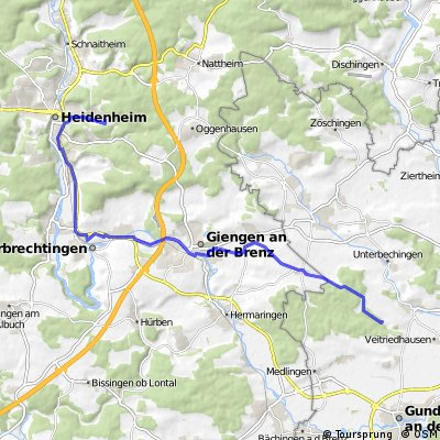 HDH - Herbrechtingen - Pfannentalhaus