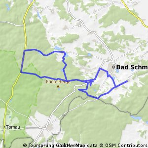 Bad Schmiedeberg Tour 2  -01.06.15