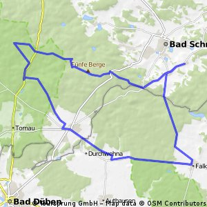 Bad Schmiedeberg tour3  -02.06.15