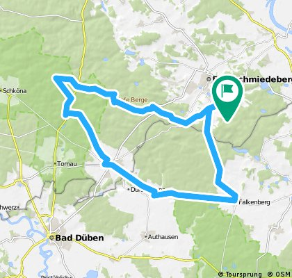Bad Schmiedeberg tour3  -02.06.15