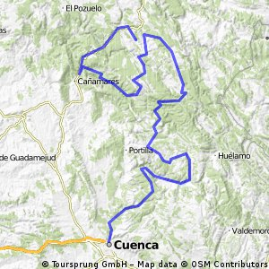 Cuenca-Laguna Grande