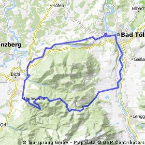 Obersteinbach-Benediktbeuern-Arzbach-Buchberg-Obstb