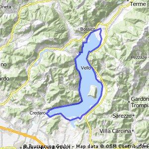 Periplo del Lago d'Iseo