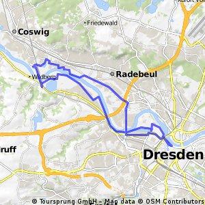 20. SZ-Fahrradfest – 30 km AOK PLUS-Tour
