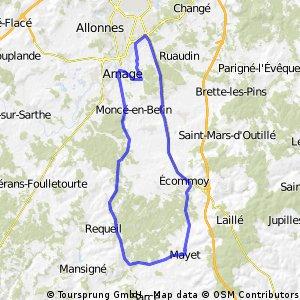 Tour de France Etape 6 Circuit du Mans CLM équipe
