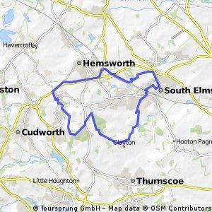 Brierley to Northcroft