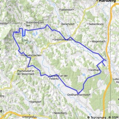 neustift-kaindorf-hofkirchen-stubenberg-kulm-pischelsdorf-blaindorf-groß hartmannsdorf-neustift