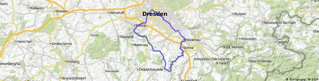 20. SZ-Fahrradfest – 65 km Sparkassen-Tour (RTF 3)