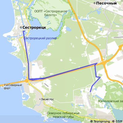 HalfTriathlon - Сестрорецк
