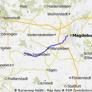 Magdeburg-Oschersleben