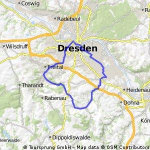 20. SZ-Fahrradfest – 45 km Radtouristikfahrt 4
