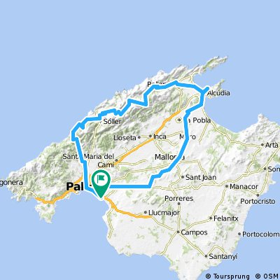 Cycling in Mallorca and the Baleares Bikemap Your bike routes
