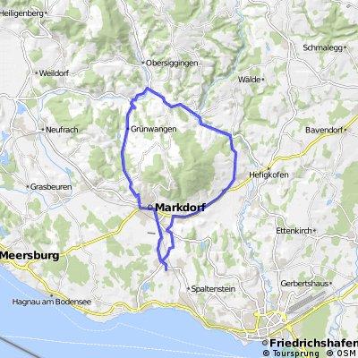 Wolfweg 1 - Rund um den Gehrenberg