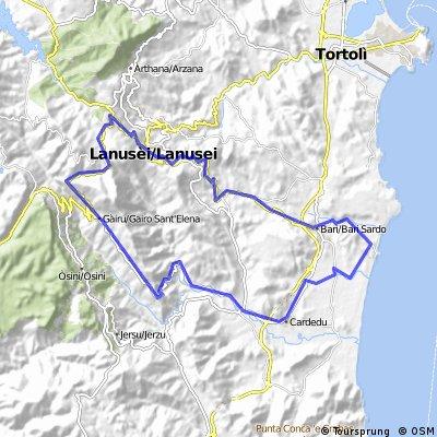 Torre di Bari - Lanusai