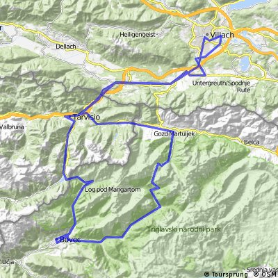 Alpe Adria Giro 2016
