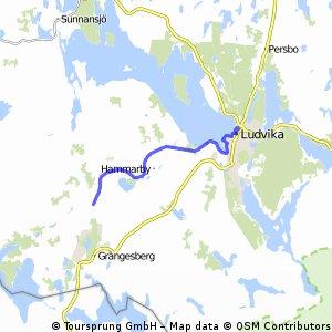 Björnhyttevägen - Bergslagsgatan