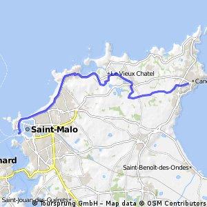 Cancale - Saint-Malo