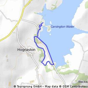 Carsington Event #03   5K Run Course