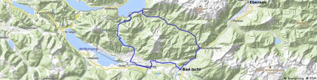 Bad Ischl - 45 Km