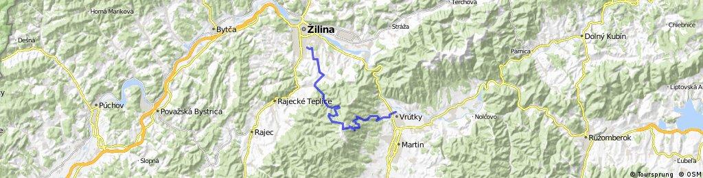 Vrutky - Krizava - Turie - ZA 2015