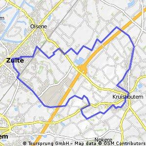 Eigen route 1