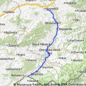 3. Kroměříž - Petrov