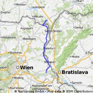 4 den Břeclav - Dunajská stezka