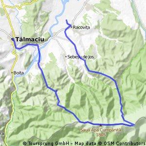 Racovita-Cabana Suru-Talmaciu