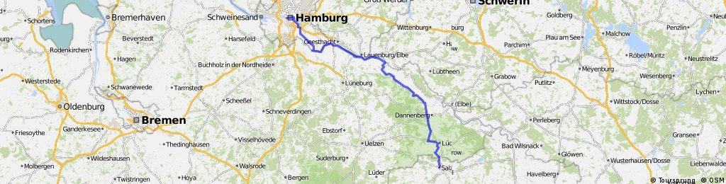 Salzwedel Hamburg linkselbisch