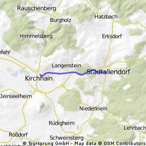 Stef@ns Deutschlandtour 07 2. Etappe vom 21.06.07 Teil 2
