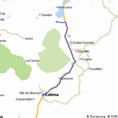 4th Stage, Cycling Mexico 2016