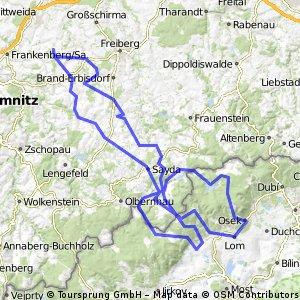 Räuberschänke-Langewiese-Schwartenberg