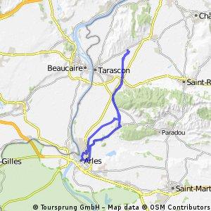 Tarascone/Arles