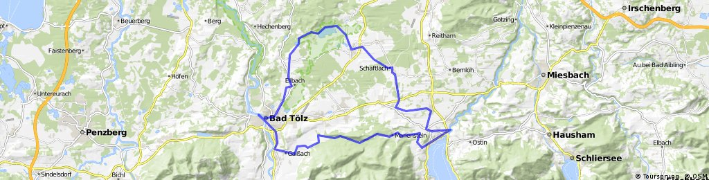 BL: Bad Tölz-Tegernsee-Bad Tölz