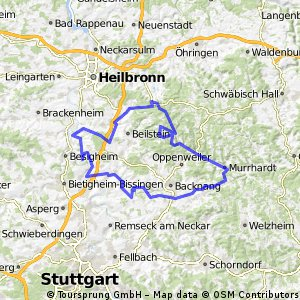 Löwensteiner Berge