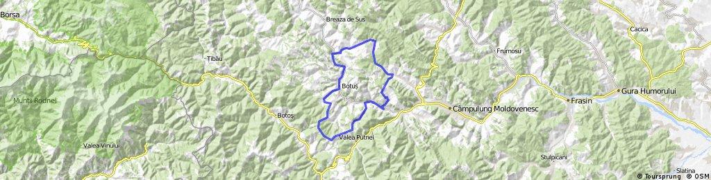 Ultrabug MTB 2015 - Long Route