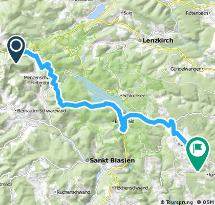Südschwarzwald Teil 2.3