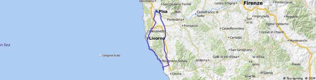 Vada Pisa Livorno Vada