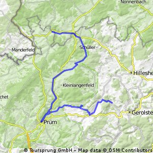 Kronenburg - Müllenborn