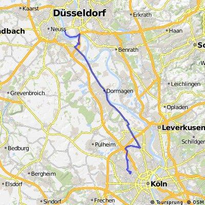 Köln-Düsseldorf Rhein-Rennbahn