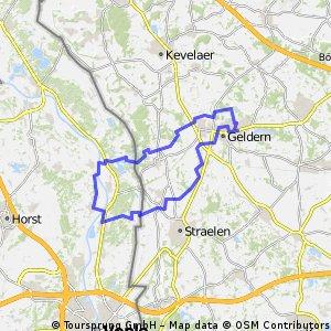 Geldern-Walbeck-Broekhuizen-Lottum-Auwel-Pont-Geldern