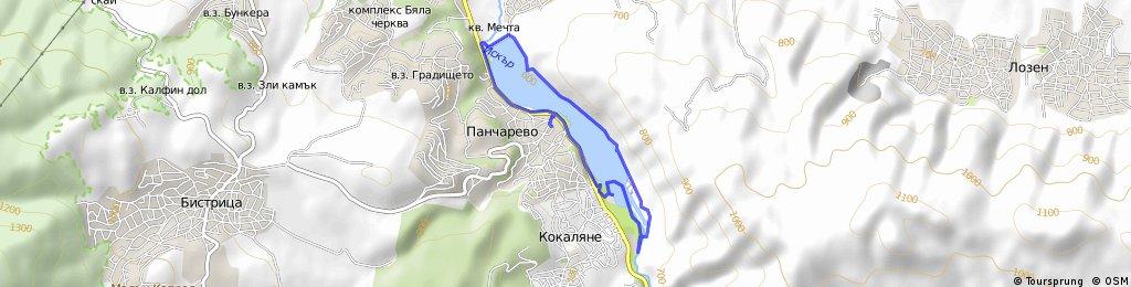 Обиколка на Панчарево