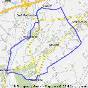 Rund um Fahrenhorst