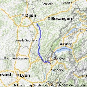 2 Etappe Faucon