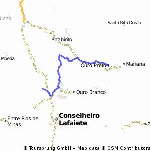 Ouro Preto - Congonhas